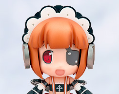 Nendoroid Ouka-chan (sky equipment completion version) - Nitro Wars