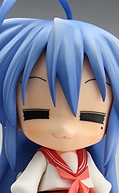 Nendoroid Izumi Konata (Lucky Star official homepage version) - Lucky ☆ Star