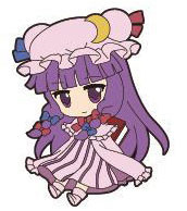 Nendoroid Trading Rubber Strap : Touhou Project - Chapter 2 - Touhou Project