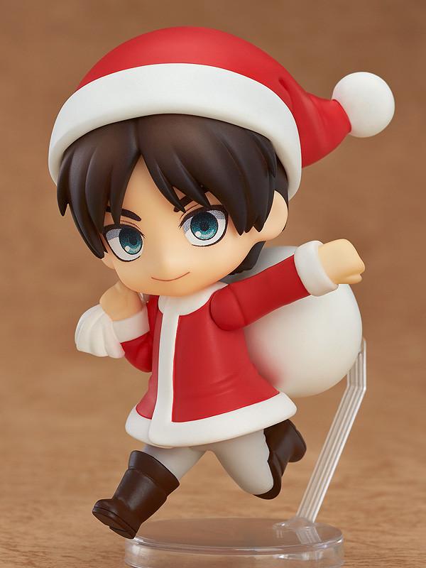 Eren Jaeger (Version Santa)
