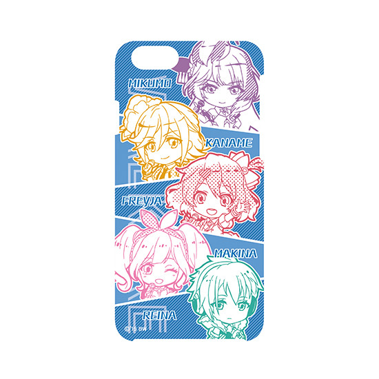 Coque iPhone6 / 6S : Macross Delta