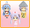 Lucky Star Cosplay Charm Series 1 - Nendoroid Plus