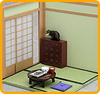 Playset #02: Japanese Life : Set A : Dining Set - Nendoroid Play Set