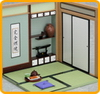 Playset #02: Japanese Life : Set B : Guestroom Set - Nendoroid Play Set