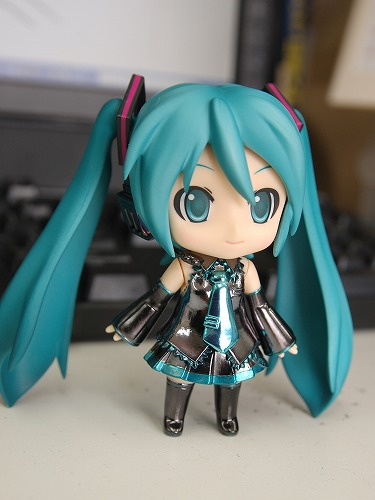 Hatsune Miku (Version Chrome)