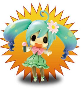 Miku Hatsune (Version Colorful Drop Y-onisan)