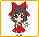 Rubber Straps : Touhou Project (Set #01)