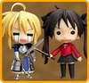 Lucky Star Fate Cosplay Set - Nendoroid