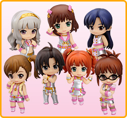 Idolm@ster 2 (Version 2 millions Dreams) (set 1)
