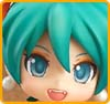 Miku Hatsune (Version Halloween) - Nendoroid
