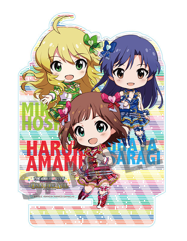 Multi-Stand : iDOLM@STER