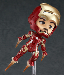 Nendoroid Iron Man Mark 43: Hero's Edition + Ultron Sentries Set - Iron Man