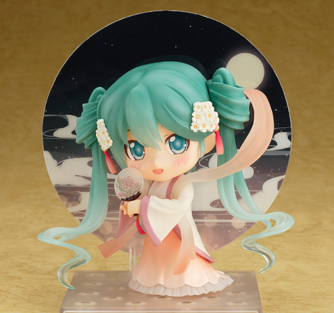 Nendoroid Miku Hatsune (Version Harvest Moon) - Vocaloid