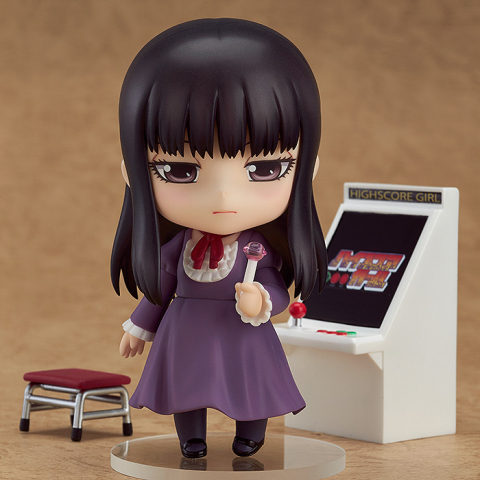 Nendoroid Akira Oono - High School Girl