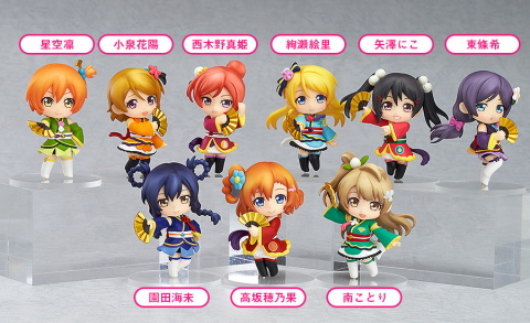 Nendoroid LoveLive! (Version Angelic Angel) - Love Live! School Idol Project