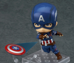 Nendoroid Captain America (Version Héros) - Avengers: Age of Ultron