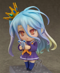Nendoroid Shiro - No Game No Life