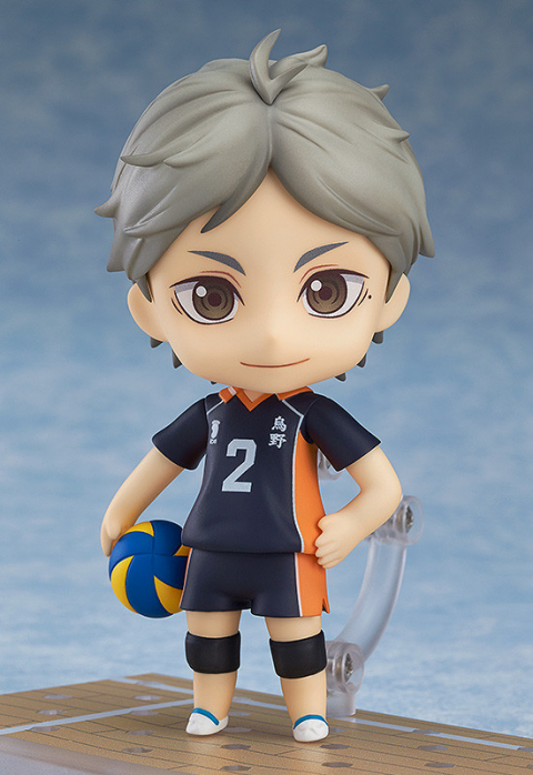 Nendoroid Koushi Sugawara - Haikyu!! Second Season