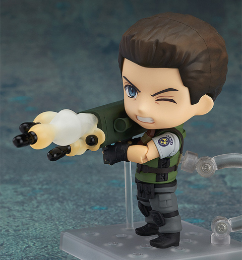 Nendoroid Chris Redfield - Resident Evil