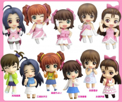 Nendoroid iDOLM@STER - Stage 02 - iDOLM@STER