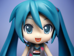 Nendoroid Hatsune Miku (Version Queen Racer) - Vocaloid