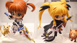 Nendoroid Fate Testarossa - Mahou Shoujo Lyrical Nanoha The Movie 1st