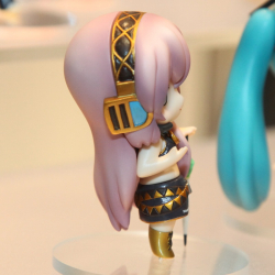 Nendoroid Vocaloid : Racing Queen (Version Blanche) - Vocaloid