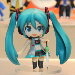 Nendoroid Vocaloid : Racing Queen (Version Noire) - Vocaloid
