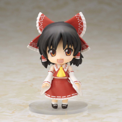 Nendoroid Hakurei Reimu (Catalogue Version) - Touhou Project