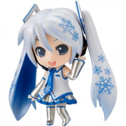 Nendoroid Miku (Snow Song Version) - Vocaloid