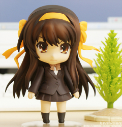 Nendoroid Suzumiya Haruhi (Version Disappearance) - The Disappearance of Suzumiya Haruhi