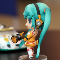 Nendoroid Racer Miku (Version 2010) - Vocaloid