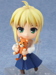 Nendoroid Saber (Version Plain Clothes) - Fate/Stay Night