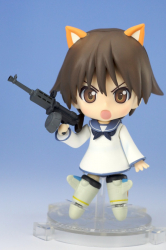 Nendoroid Yoshika Miyafuji - Strike Witches