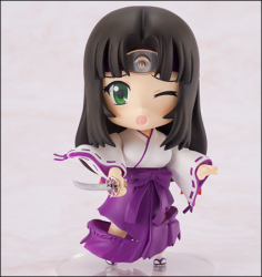 Nendoroid Tomoe (Version 2P) - Queen's Blade