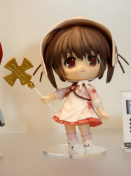 Nendoroid Kousaka Tamaki et Yuzuhara Konomi - Final Dragon Chronicle -Guilty Requiem