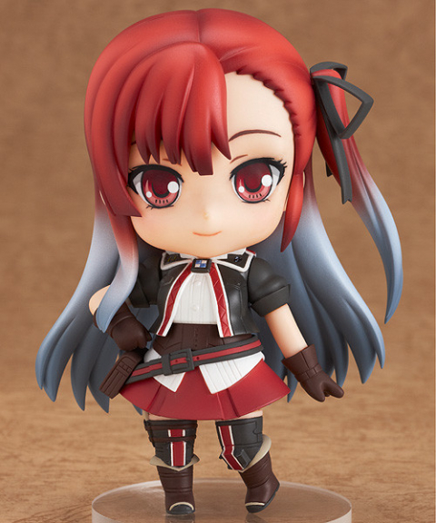 Nendoroid Riela Marceris - Senjou no Varukyuria 3: Unrecorded Chronicles