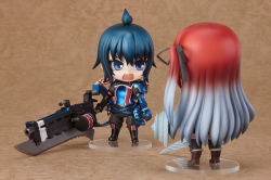 Nendoroid Imca - Senjou no Varukyuria 3: Unrecorded Chronicles