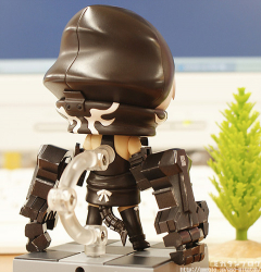 Nendoroid Strength - Black Rock Shooter
