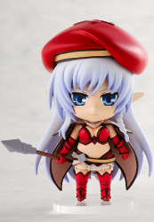 Nendoroid Alleyne (Version 2P) - Queen's Blade