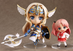 Nendoroid Kusugawa Sasara et Maryan-san - Final Dragon Chronicle -Guilty Requiem