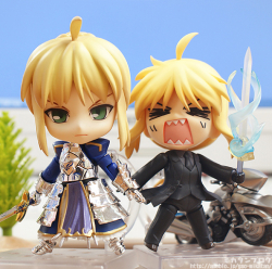 Nendoroid Saber (Version Zero) - Fate/Zero