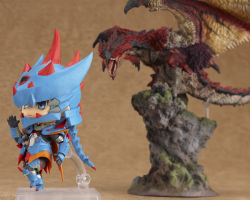 Nendoroid Male Swordsman - Lagia X Edition - Monster Hunter 3