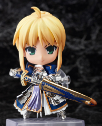 Nendoroid Saber (Version 10ème Anniversaire Type Moon) - Fate/Stay Night