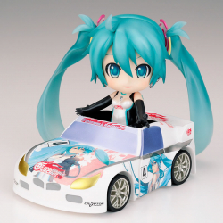 Nendoroid Miku Hatsune Racing Miku 2011 (Version 2) - Vocaloid