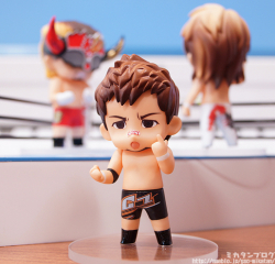 Nendoroid New Japan Pro-Wrestling - Set de 3 Figurines - New Japan Pro-Wrestling