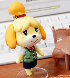 Nendoroid Shizue - Animal Crossing