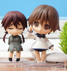 Nendoroid Yoshika Miyafuji (Version Shinden) - Strike Witches