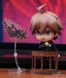 Nendoroid Naegi Makoto - Dangan Ronpa: The Animation