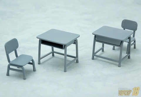Nendoroid Extra Part: Set 4 (Table) - ND